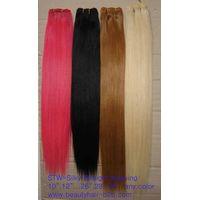 Human Hair Extension,Human hair weaves,Hairpieces thumbnail image