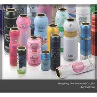 High Quality Tinplate Aerosol Cans