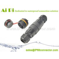 IP68 Waterproof Cable Connector - Screw Type
