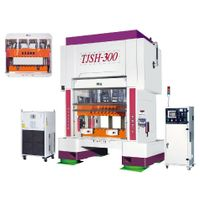 TJS H type 300T High Speed Punching Machine