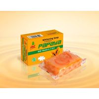 Ainie Extract Papaya Whitening Soap