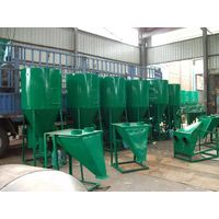 vertical feed mixing machine with compact structure thumbnail image