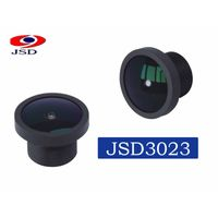 "JSD3023 1/2.9"" IMX322 F1.8 M12 cctv lens for car dvr / dash camera 140 deg 6G 2MP board lens"