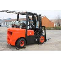 Hangtan 3t gasoline/LPG forklift made in China