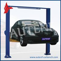 Hydraulic Two Cylinder Car Lift (AUTENF T-FH55)