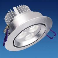 3W/9W LED downlight