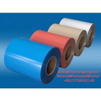 PPGI Coil/Prepainted galvanized steel sheet/coil, color coated steel thumbnail image