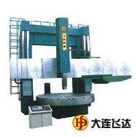 CNC double column vertical lathe