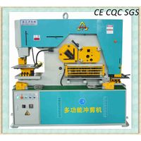 hydraulic ironworker DIW-60 E/L