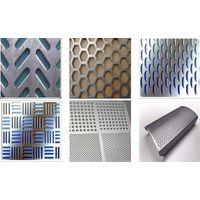 Galvanized Perforated Metal Sheet thumbnail image