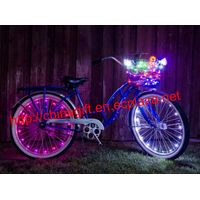 USB Copper Bicycle LED String Light thumbnail image