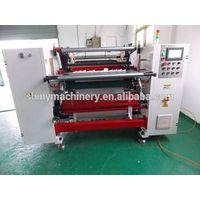 China  Automatic Jumbo Roll Paper Slitting Rewinding Machine thumbnail image