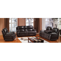D9111R, Top Leather, Living Room Sofa, Manual Sofa, Sectional Recliner Sofa, Fabric Sofa, 2019 Cheap