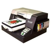AnaJet Sprint SP-200 DTG Direct To Garment T-SHIRT Fabric Clothes Textile Flatbed InkJet Printer Pr