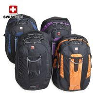 SWISSWIN Army Knife shoulder backpack men and women couple sports backpack 15-inch computer backpack thumbnail image