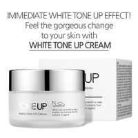 White tone up cream