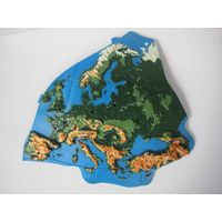Globe part 3D Jigsaw puzzles
