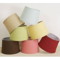 "15"" cotton hardback lamp shades"