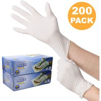 Disposable Latex Gloves - Non-Sterile Gloves