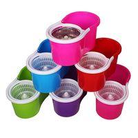 Handfree spin mop bucket set CB1407
