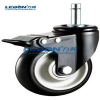 Medium/Light Duty PU Caster