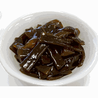 Brown Seaweed Stem boiled in soy sauce (Frozen) thumbnail image