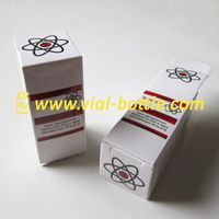 Custom printing boxes to pack 10ml injection vial set