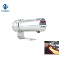 Non-contact Infrared Pyrometer for Steel Casting Cast foundry