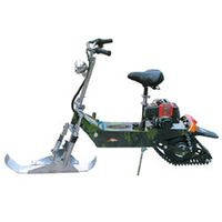Electric and Gas Powered Scooter thumbnail image