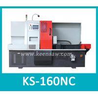 CNC automatic rotary steel pipe cutting machine KS-160CNC