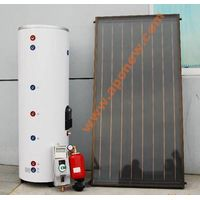 Flat Plate Type Solar Water Heating System thumbnail image