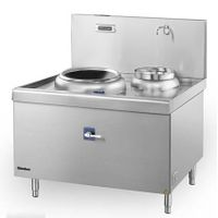 Chinducs 1-zone Induction Wok Range with 1 Stockpot