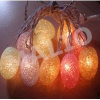 Chritmas decorative Easter Egg Holiday Light string thumbnail image