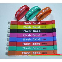 Factory Sell Wristband USB2.0 Flash Drive USB Bracelet Pen Drives