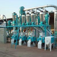 20TPD Wheat Flour Mill Plant thumbnail image