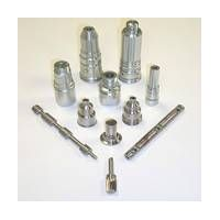 metal process custom made cnc machining part