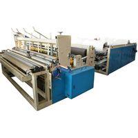 Full-automatic Toilet Roll Machine/Toilet Paper Machine/Toilet Paper Rewinding Machine/Rewinder(máqu