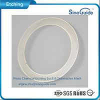 Photo Chemical Etching Chem Etch Metal Dishwasher Filter Mesh