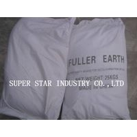 Fullers Earth for mineral oil refining