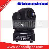 New 10W Mini led moving head Spotlight LM-010B thumbnail image