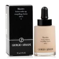 Armani Armani Rights Foundation Liquid Blue Logo power 2 pure makeup UV designer master foundation l
