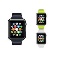 A1 Smart Watch with sim card built-in thumbnail image