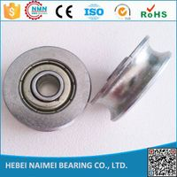 U groove guide track roller bearing thumbnail image