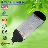 high quality and low price LED street light 120W in hot sale