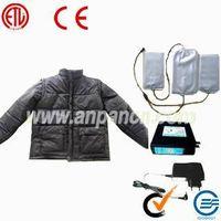 heated jacket,warm heated jacket,battery operated jacket