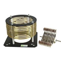 9 Circuits Seperate Slip Ring Transmit 20A Per Circuit For Searchlight