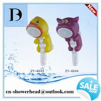 Baby Shower Bathroom, Children Shower Head and kids Shower Head and Bath toy