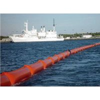 Anti abrasion PVC float oil booms Fence