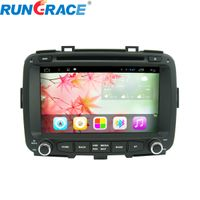 8inch rungrace car dvd player Android KIA carens