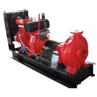 Hot! with CE ISO high quality diesel water pump set